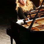 Plamena Mangova photo on stage