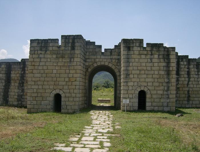Preslav_fortress_11