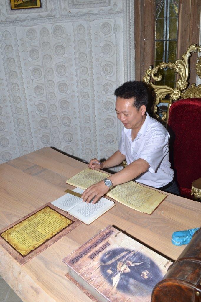 Севернокорейският дипломат Ли Дженг Сик