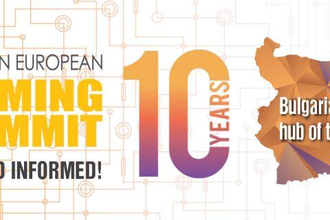 Балканското изложение на игралнaта и развлекателната индустрия, BEGE Expo, празнува десета годишнина през ноември