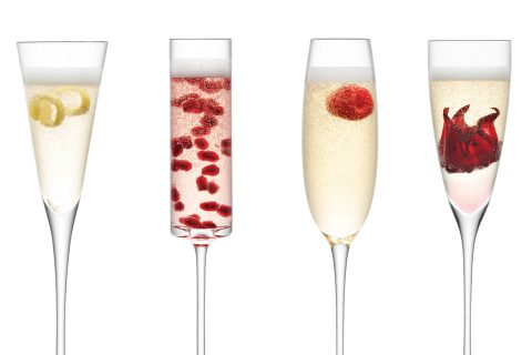 Розовото шампанско – да вкусиш звездите