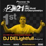 DJ DELightfull от България е новият световен шампион!